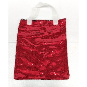 DOUBLE SIDE SEQUIN MAGIC CARRY BAG