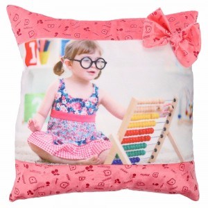 BOW TIE SOFT PILLOW