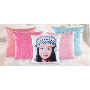 BACK SIDE PRINTED PILLOW