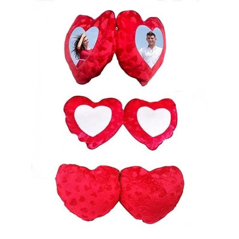 HEART COUPLE PILLOW
